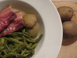Birnen, Bohnen & Speck