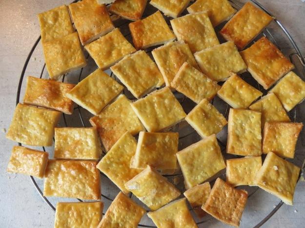 Salzige Cracker selbst gemacht