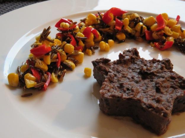 Veganes neuweltliches Gemüse