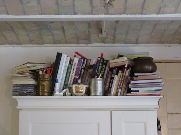 Ganz schön viele Bücher ...