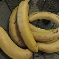Geschenkte Bananen