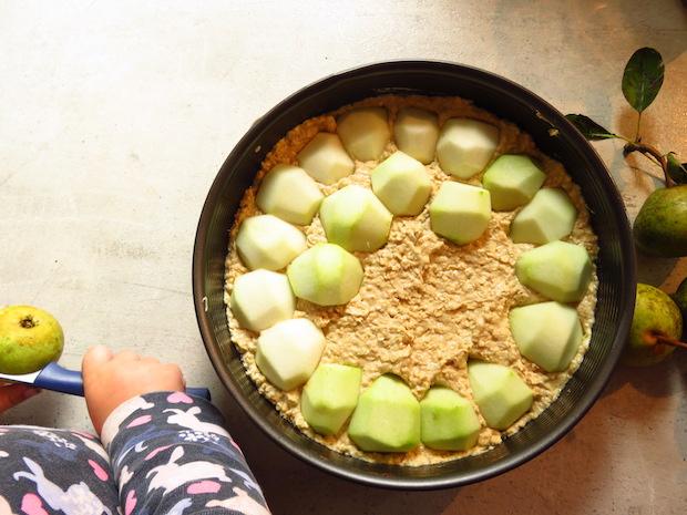 birnenkuchen-hafer
