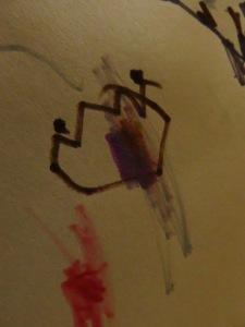 kind-zeichnung-baerenfaehrte