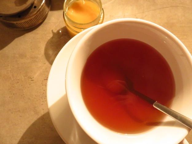 Schietwetter-Tee