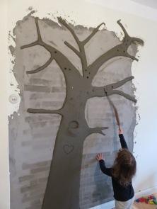 Der Baum ist fertig modelliert