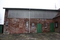 Ehemalige Aussenmauer des alten Stalls