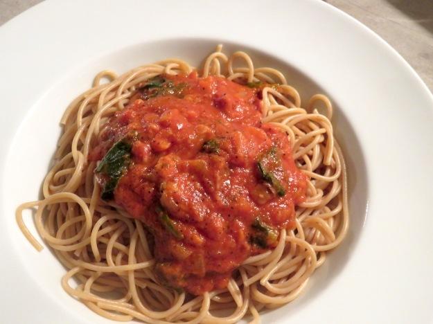 tomaten-mozzarella-sauce