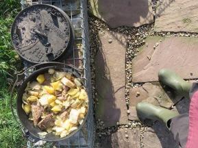 Schmortopf aus dem Dutch Oven