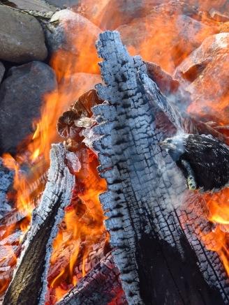 Formen im Feuer