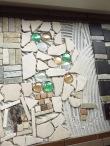 glasperlenmosaik