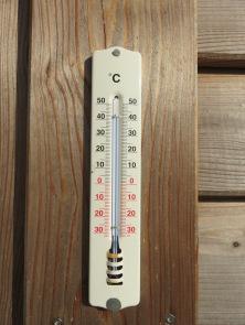 19 April ist meist heiß