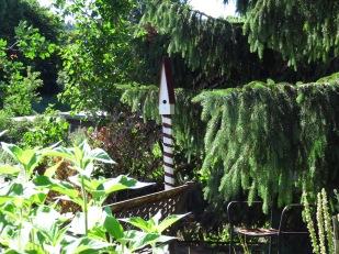 Zuckerstangenvogelhaus