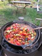 Jambatouille aus dem feuertopf