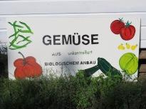 Gemüse-Überschuss zu verkaufen