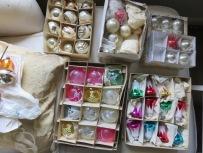 Schön bis kitschig: antiker Weihnachtsschmuck