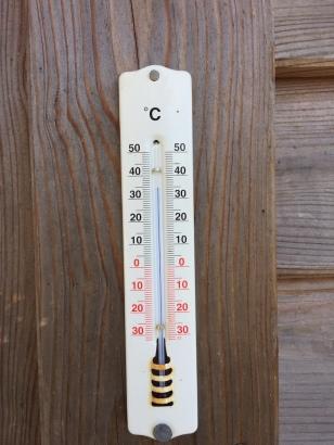 34°C im Schatten