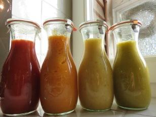 4 Farben Tomatensauce