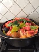 Hochkonzentrierte Tomatensauce